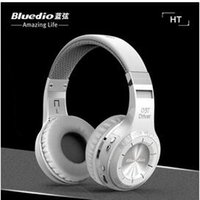 Wholesale Cheap Headphones For Pc - Original Cheap bluedio HT Wireless Bluetooth headphones for computer Headset mobile phone PC telephone bludio with Microphone headband DHL