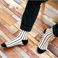 angora wool - Mance Pair Winter Mens Socks Warm Thick Wool Sokken Mixture ANGORA Cashmere Casual Dress Sport Socks calcetines hombre
