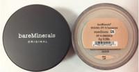Wholesale New Bare Minerals Loose Powder BareMinerals Original Sunscreen Spf Foundation g bare makeup NEW Click Lock color