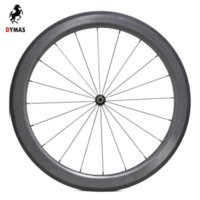 Wholesale DYMAS CARBON ROAD WHEELS RC DT240 Carbon Wheels Dimple mm Carbon Rim With Basalt Brake Surface amp DT240 Hub Bicycle Wheel