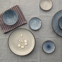 Simples prato de sobremesa prato de frutas prato de cerâmica Plate, Porcelain do prato japonês