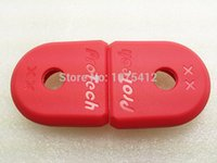 Wholesale shipping costs from china Set of Protech Crank End Boot Protector For SRAM XX Carbon Cranks Hard ABS