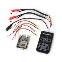 aircraft boarding - Real time CH Mini HD XBOX DVR PCB PABA Board Up D1 fps Support GB SD Card Security Digital For Model Aircraft Video Recorder