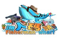 Wholesale Game software the classcical fisherman wharf which often configure to inch liquid crystal display