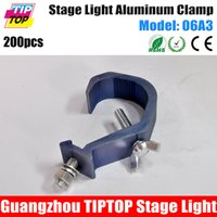 Wholesale TIPTOP Good Quality Cheap Price mm Wide Stage Light Clamp Stage Light Hook Clamp Hook Pipe mm Load KG Blue Color