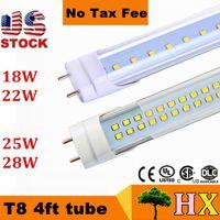 lumens - Double Sides T8 ft led tubes W W W W regular T8 led lights tubes LEDs High Lumens AC V CE UL