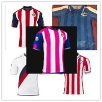 american football shirts - DHL Mixed buy Mexico Queretaro Chivas Cougars American Verde Atlas Soccer Jersey Best Quality Soccer Jersey Topps Football Shirts