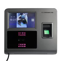 Wholesale Full Touch Screen Fingerprint Recognition Face Recognition Mixed Pattern Recognition Access Control Attendance Machine F6117A
