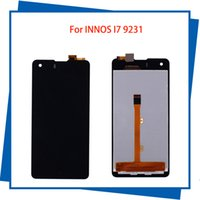 Wholesale For INNOS I7 t LCD Display Touch Screen Black Color Mobile Phone LCDs