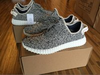 Wholesale Turtle Dove Boost Oxford Tan Moonrock Pirate Black Quality Fashion Sneakers Kanye Milan West Sneaker Fasion With Shoes Box