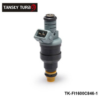 Wholesale TANSKY High performance Low impedance cc min fuel injector EV1 Connector Racing fuel injection TK FI1600C846