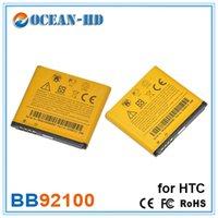 aria battery - 2pcs mAh BB92100 Replacement Lithium CellPhone Battery For HTC G9 Aria A6366 Aria A6380 HD Mini T5555 HD Mini US Liberty