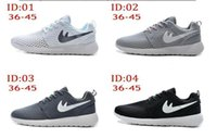 athletics weight - 2016 Mens Womens Roshe Run BR Athletic running shoes comfort summer London Olympic Mesh Light weight Breathable sporting Shoes sneakers