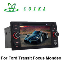 focus bluetooth gps - 1024 HD Screen Quad Core Android Stereo Car DVD For Ford Transit Focus Mondeo Galaxy Fiesta Connector Fusion GPS Radio BT WIFI G