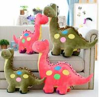 Wholesale quot New Arrivals quot Cartoon Plush Doll Cartoon Dinosaur Plush Toy Doll CM