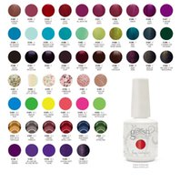 art cans - Top quality Harmony gelish polish LED UV nail art gel polish ML COLORS can choose bottles frence nails