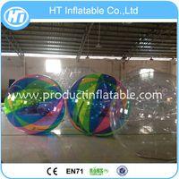 Wholesale Inflatable water walking balls Bubble soccer water ball m dismeter inflatable water walking ball