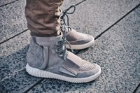 Cheap Adidas Baksetball Shoes Yeezy Boost 750 2016 Women Men Kanye West shoes Classic Sports Yeezys Running Fashion Sneaker Boosts 36-46