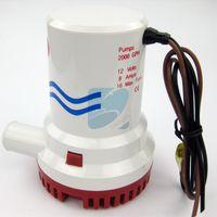 Wholesale NEW GPH Boat Bilge Pump Marine Submersible Water Pump V