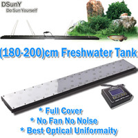best freshwater tank - DSunY quot cm ft channel best cover programmable dimmable for Freshwater tank led lighting lamp with sunrise sunset
