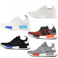 arts hot - Cheap NMD R1 Primeknit Runner PK Hot Sale Men s Women s Classic Cheap Fur Sneakers Fashion Sport Running Shoes With Box