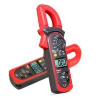 Wholesale UNI T UT200A Digital Clamp Multimeter AC Current AC DC Voltage Resistance Tester