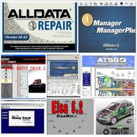 auto repair shop software - all data alldata mitchell ondemand software vivid work shop data atsg elsawin in1 hdd tb auto repair for car and trucks