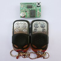 arduino system - 4 Channels RF Rolling Code Controlled Arduino UNO Wireless Entry Alarm System