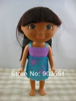 action inflatables - New Cartoon Dora The Explorer cm action Figure Children toy Dora Figure doll style for choose