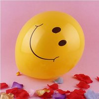 balloons factory - Factory direct thickened smiley balloon g big smiley face balloon wedding balloon toy balloons
