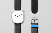 pebble watch - Bulbul Watches Pebble P06 Milan Fashion Brand New Stainless Steel Strap For Men Women Casual Watches Quartz Watch Relogio Masculino