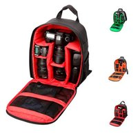 anti theft backpacks - S5Q Quality Leisure Anti Theft Waterproof Outdoor Camera Backpack SLR Camera Bag AAAGEE