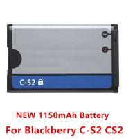 Wholesale New OEM C S2 CS CS2 Curve Battery MAH For Blackberry dhl free