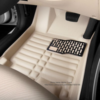 Wholesale Interior Accessories Floor Mats Car floor mats for Infiniti FX35 FX37 FX45 FX50 QX70 G25 G35 G37 Q50 EX25 EX35 QX50 M25L