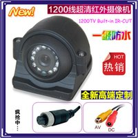 Wholesale Hot Car Special Bus Reversing Camera AV DC aviation TVL Waterproof IP66 Night Vision Surveillance Security