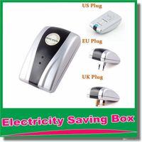Wholesale High Quality New Power Energy Electricity Saving Box Saver Plug Device Voltage KW V V Energy Saver US EU UK Plug OM CG7