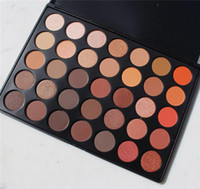 Wholesale Morphe os Color Nature Glow Shimmer Eyeshadow Palette Glitter Eyeshadow Pigments Contour Smash Makeup Color Pop Eyeshadow