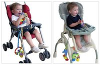 Wholesale 2pcs set High Quality Universal Baby Stroller Strap Anti slip Belt Holder for Cups Milk Bottles Drinks Toys By Fly_Dream