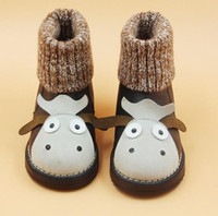 best winter boots for kids - Pairs Winter Snow Boots for Boys and Girls Lovely Boots With Cute Cow Boots for Little and Big Kids Best Christmas Gift