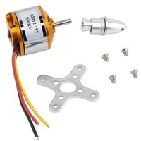 Wholesale A2212 KV93 Brushless Motor For RC Multirotor Aircraft Model Airplane Hobby B00231 BAR