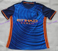 athletics york - Thai Quality New York City Home soccer jersey Various discount Cheap mens away Athletic Outdoor shirt football jerseys Wear_