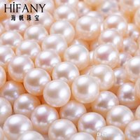 Wholesale 1pcs perfect circle Zhuji freshwater pearl flawless jewelry DIY manufctry sourcing pearl farm loose beads Strong luster High grade