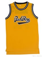 active boy shorts - Retro Basketball Jersey Bad Boy Basketball Jersey Cool Basketball Shirts Fashion Sport Jersey Breathable Stitched Jersey Men