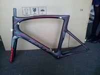Wholesale Carbon frame road full carbon fiber bicycle frame New design frame carbon road china Di2 carbon road frame