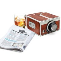 Wholesale Real mini home theater projector second generation smart Furniture without power free installation