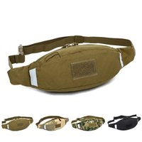 army surplus belts - New MOLLE Belt Waist Bum Hip Belly Pack Bag Gym School trekking Ripstop Woodland Surplus Security Waterproof Hot Gear