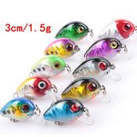 trout lures - New design laser Fales baits cm g Colors Fishing Baits trout fishing lure sets fishing lures bait tackle