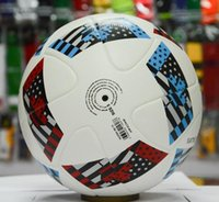 Wholesale Spot supply the bundesliga football game seamless adhesive PU football
