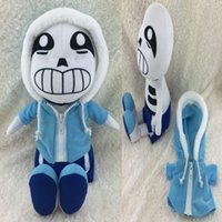 Wholesale Fast shipping CM12 quot Undertale plush Papyrus Undyne Alphys MTT SANS flower Miss Spider Toys Animation Plush Dolls For Kids gift