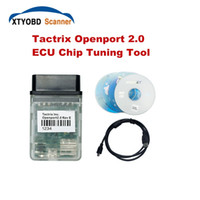 Wholesale Free Shiping Auto ECU Flash OBD2 Scanner Tactrix Openport Works Multi Brand Cars Tactrix Flashing Supprots OBDII Protocols